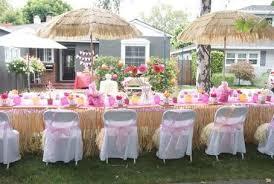 Hawaiian Party Birthday Ideas