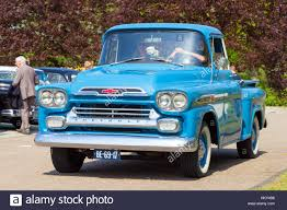 1959 Chevrolet Apache 3100 Classic Pickup Truck Stock Photo ...
