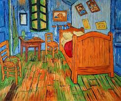 Van Gogh Bedroom at Arles Painting Reproduction for Sale