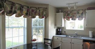 decor kitchen bay window treatment ideas satisfying kitchen bay
