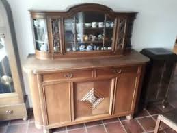 details zu schrank buffet vitrine wohnzimmerschrank antik wunderschön