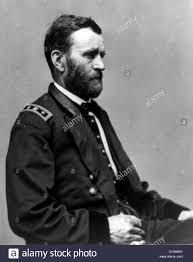 Ulysses S Grant Born Hiram April 27 1822