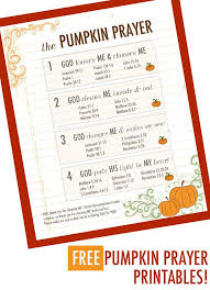 Pumpkin Patch Parable Printable by How To Teach Your Kids The Pumpkin Prayer Free Printable