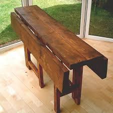 dining room drop leaf kitchen table plans renovation free gateleg