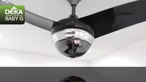 Ceiling Fan Balancing Kit Singapore by Deka Fan Baby Series Youtube
