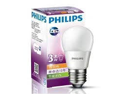philips led 220 volt 240 volt 3 watt led light bulb fits e26