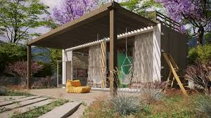 100 Shipping Container Guest House