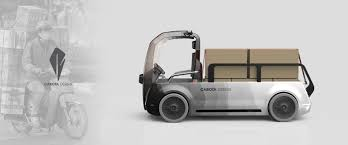 100 Electric Mini Truck Truck Carota Design