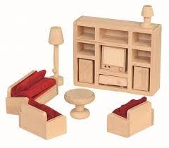 puppenhaus mobel wohnzimmer 11teilig holz wohnzimmer mobel