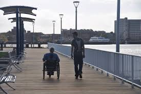 the grit freedom chair takes the wheelchair mountain biking