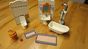 playmobil badezimmer möbel haus nostalgie stadtvilla