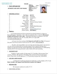 Dentist With Cv Samples Rhsidemcicekcom Amusing Best Indian Resume Examples Format