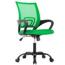Ergonomic Office Chair Cheap Desk Chair Mesh Executive Computer Chair  Lumbar Support For Women&Men, Green - Walmart.com