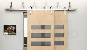 Glamorous 10+ Diy Bypass Barn Door Hardware Design Decoration Of ... Glamorous 10 Diy Bypass Barn Door Hdware Design Decoration Of Stainless Box Rail 400 Lb Barn Door Glass All Doors Ideas Looks Simple And Elegant Lowes Rebecca Double Bypass Sliding System A Diy Fail Domestic Goldberg Brothers Track Youtube Calhome 96 In Antique Bronze Classic Bent Strap Style Bathroom Track Bathtub Shower Winsoon 516ft Sliding Kit Amazoncom Smtstandard 66ft Rolling Everbilt