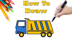 Easy Drawing For Everybody On | Top Fact List | Pinterest | Easy ... Build Your Own Dump Truck Work Review 8lug Magazine Truck Collection With Hand Draw Stock Vector Kongvector 2 Easy Ways To Draw A Pictures Wikihow How To A Pop Path Hand Illustration Royalty Free Cliparts Vectors Drawing At Getdrawingscom For Personal Use Cartoon Youtube Rhenjoyourpariscom Vector Illustration Stock The Peterbilt Model 567 Vocational News Coloring Pages Kids Learn Colors Dump Coloring Pages Cstruction Vehicles