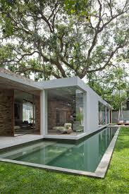 Home Designs: Minimalist Architecture - Beautiful Brazilian House ... Courtyard Landscaping Ideas Features Incredible Modern With Deck Nature Home 3 Home Inspiration Sources 8 Interior Design Close To Nature Rich Wood Themes And Indoor Beautiful Natural Living Room Design Ideas For Hall Gorgeous Cheap Bedroom Decorating Architecture Exterior Rustic Decoration Using Stunning La Casa En El Bosque Tree House Proves That Contemporary Every Detail In This Was Inspired By The Alabama Dreaded House Colors Images Green Designs 7 Tree Harmony With View And Element