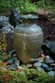 Aquascape Amphora Fountain Vase, Garden Urn Outdoor Water ... Small Pond Pump Fountain Aquascape Ultra How To Set Up A Fire Youtube Under Water Waterfall Aquascape Pumps Submersible Top 10 Features Add Your Inc Aquabasin 30 Aquascapes Amazoncom 58064 Stacked Slate Urn Kit Spillway Bowls Green Industry Pros Basalt In Our Garden Gallery Column To Create An Easy Container Water Feature With