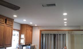 kitchen lighting inset ceiling lights can lights led recessed