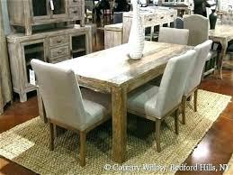 Farmhouse Table Chairs Chair Design Ideas Country For Farm Decoration