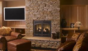 Living Room Ideas Brown Leather Sofa by Living Room Cool Gas Fireplace For Modern Small Living Room With