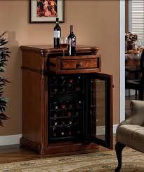 Tresanti Wine Cabinet With 24 Bottle Cooler by Tresanti Wine Cabinets