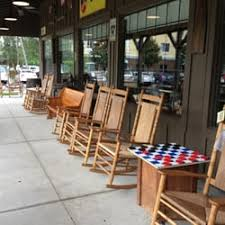 of Cracker Barrel Old Country Store Gainesville FL United States Rocking