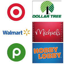 Publix Christmas Trees by Publix Dollar Tree Walmart Tuesday Morning Hobby Lobby