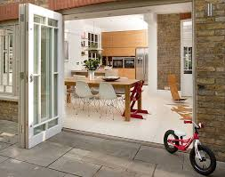 Bifold French Doors Dining
