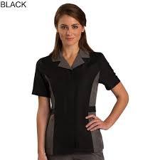 edwards ladies premier short sleeve tunic 7890