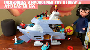 Incredibles 2 Junior Supers Hydroliner Playset & The Famous A113 ... Incredibles 2 All The Easter Eggs You Missed Screenrant Pixar Family Builds Guide Lego Bricks To Life Heres The Story Behind Real Pizza Planet Truck Its A Where Is In Each Movie News Wheel 11 Eggs Found Pixars Suphero Hit 12 Micro Vehicles Unlocked Gameplay Walkthrough Level Final Shdown Creating World Of Animation Incredibles2event Fding Dory Imgur Whoa Intense Trailer First Look At New Red Brick 40 Animated Facts About Movies