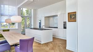 minimalistische next125 nx500 küche mit grifflosen