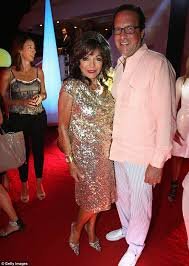 Blood On The Dance Floor Members Age by Joan Collins 80 And Jerry Hall 57 Prove Glamour Has No Age