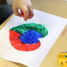 Valentine Art Project For Preschoolers