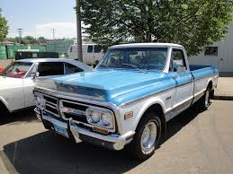 Your Dad Drove One And It Never Let Him Down: The 1967 – 1972 GMC Pickup 671972 C10 Pick Up Camper Brakes Best Pickup Truck Curbside Classic 1967 Chevrolet C20 Pickup The Truth About Cars 1971 Not 78691970 Or 1972 4wd Shortbed 71 Tci Eeering 631987 Chevy Truck Suspension Torque Arm 72 79k Survir 402 Big Block Love The Just Wouldnt Want It Slammed Cheyenne Step Side Maple Hill Restoration Customer Gallery To I Have Parts For Chevy Trucks Marios Elite 1968 1969 1970 Gmc Led Backup Light