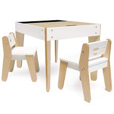 Amazon.com - P'Kolino PKFFMTCWH Little Modern And Table Chairs ...