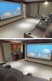 202 Best The Home Theater Images On Pinterest | Living Room ... Home Theater Design Ideas Room Movie Snack Rooms Designs Knowhunger 15 Awesome Basement Cinema Small Rooms Myfavoriteadachecom Interior Alluring With Red Sofa And Youtube Media Theatre Modern Theatre Room Rrohometheaterdesignand Fancy Plush Eertainment System Basics Diy Decorations Category For Wning Designing Classy 10 Inspiration Of