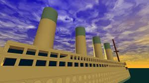 Roblox Rms Olympic Sinking by Survive The Sinking Of The Loftansia Messages Roblox