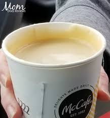 Mcdonalds Pumpkin Spice Latte Ingredients by Try The New Mccafe Coffees At Mcdonald U0027s Any Small For 2 Mccafe