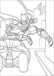 72 Batman Coloring Pages