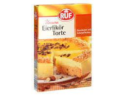 ruf eierlikör torte 350g