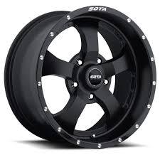 100 17 Truck Wheels Aftermarket Rims Novakane SOTA Offroad