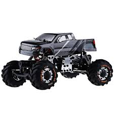 100 Gas Powered Remote Control Trucks US 1144 12 OFF2016 New Arrival High Quality RC Car 124 24Ghz RC Truck Dirt Drift Car 4WD RC Climbing Short Course RTF Vs M900in