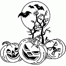 Scary Halloween Pumpkin Coloring Pages by Scary Halloween Pumpkins Coloring Pages