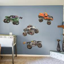 100 Monster Truck Decals Jam Collection XLarge Officially Licensed Jam