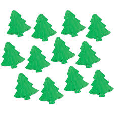 Christmas Tree Cutouts Ziggos Party