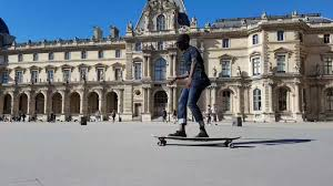 100 Paris Truck Co Longboard Rocks YouTube