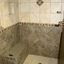 custom tile shower installed by colortile portland or www