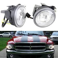 Pair Of Fog Lights Lamps 1:1 Replacement For Dodge Dakota Durango ... Car Fog Lights For Toyota Land Cruiserprado Fj150 2010 Front Bumper 1316 Hyundai Genesis Coupe Light Overlay Kit Endless Autosalon Pair Led Offroad Driving Lamp Cube Pods 32006 Gmc Spyder Oe Replacements Free Shipping Hey You Turn Your Damn Off Styling Led Work Tractor For Truck 52016 Mustang Baja Designs Mount Baja447002 Jw Speaker Daytime Running And Fog Lights Toyota Auris 2007 To 2009 2013 Nissan Altima Sedan Precut Yellow Overlays Tint Oracle 0608 Ford F150 Halo Rings Head Bulbs 18w Cree Led Driving Light Lamp Offroad Car Pickup