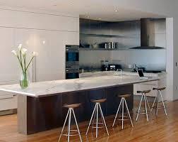 boffi cuisine contemporary kitchen marble wood veneer island soho boffi