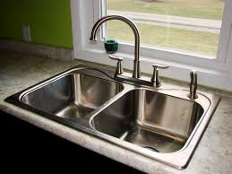 kitchen engaging double kitchen sinks bowl sink with drainboard
